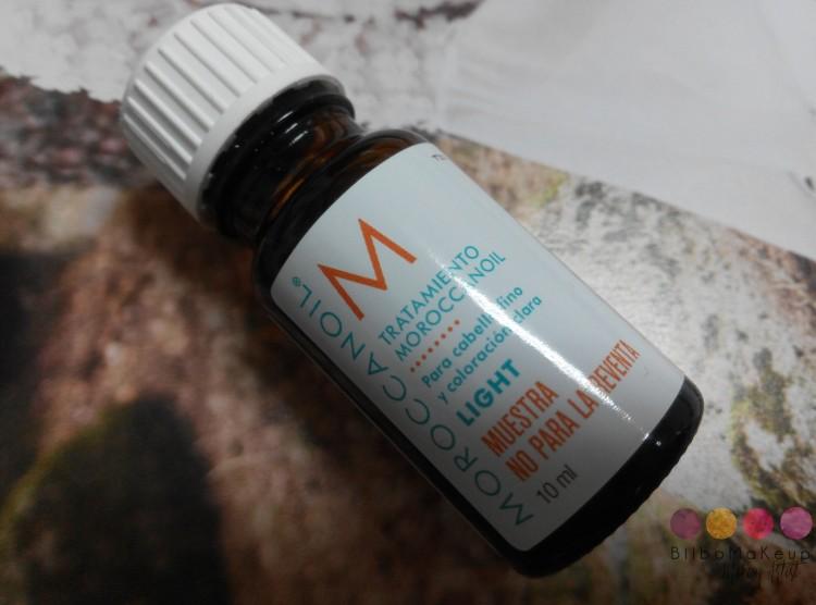 Aceite Light Moroccanoil